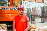 Joe Scott Jr. of Mayrich Construction
