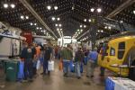 This year's show drew one of its largest crowds ever.