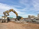 The design-build project includes reconstruction of the I-25 interchange between Colorado Avenue on the north and Nevada Avenue-Tejon Street interchanges on the south.