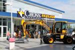 Gillette Stadium served as an ideal setting for Northland JCB and industry partners to showcase their innovations to guests.