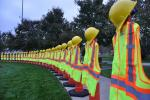 """This represents a necessary and permanent way to pay tribute to those employees who lost their lives while improving the safety of our roads and bridges,"" said Secretary Tom Smith.