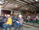 A great crowd attended the auction for both days of this sale.