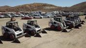 Buyers had plenty of Bobcats to choose from at Vantage Auctions' Oct. 7 sale.