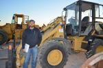 Mills Crushed Stone, a Stephenville, Texas, company, was in need of a compact loader so it sent Kirk Mills to Fort Worth to bid on this Cat 908.