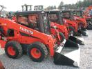 A great selection of new and used compact equipment was available in this sale.