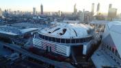 Adamo was brought in to demolish the 71,000-seat Georgia Dome.