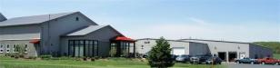 D&W's current headquarters in Auburn, N.Y., before the 55,000 sq. ft. addition.