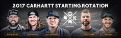 Major League Baseball Players such as Chris Sale, Jacob deGrom, Felix Hernandez, Corey Kluber, and Michael Fulmer are helping support the inspiring work of Helmets to Hardhats.