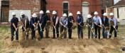 The Hooper at 26th and Welton in Denver's historic Five Points neighborhood broke ground on April 24.