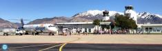 One of the smaller projects for renovations, St. George Regional Airport will receive $150,000 to fund snow removal equipment purchase.