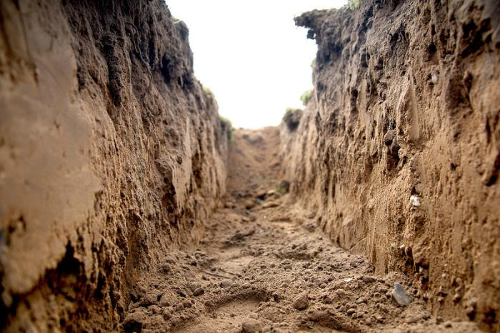 All the Ways to Dig a Trench