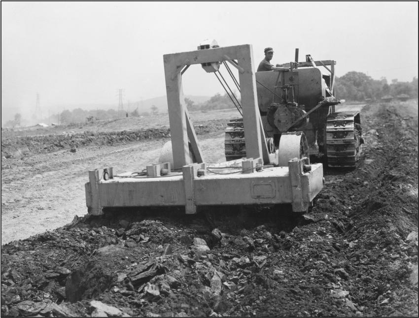 Caterpillar photo