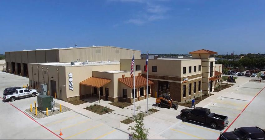 ASCO's new San Antonio branch is the largest of its 23 branches, with more than 45,000 sq. ft. on 62 acres.