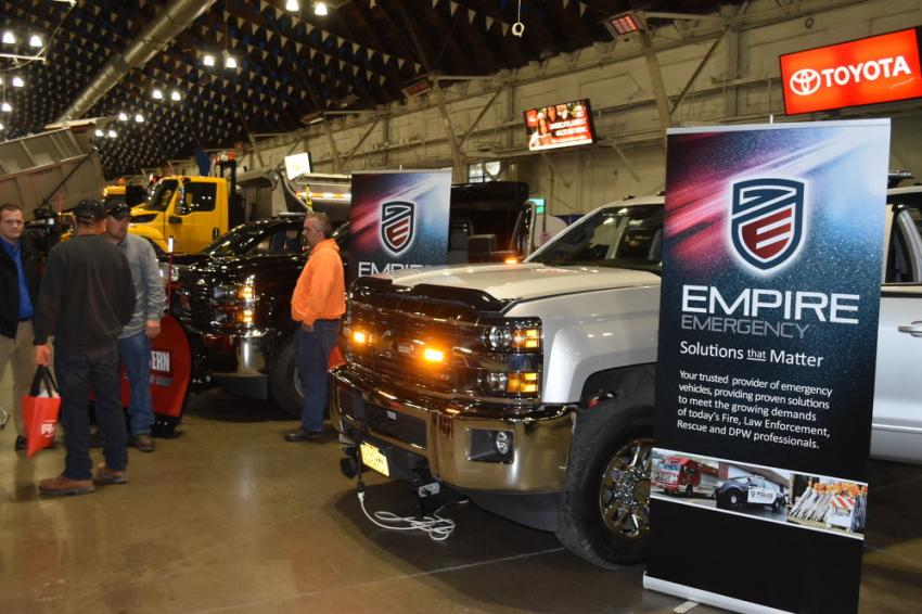 Empire Emergency provides specialized lighting needs for every vehicle in your fleet.