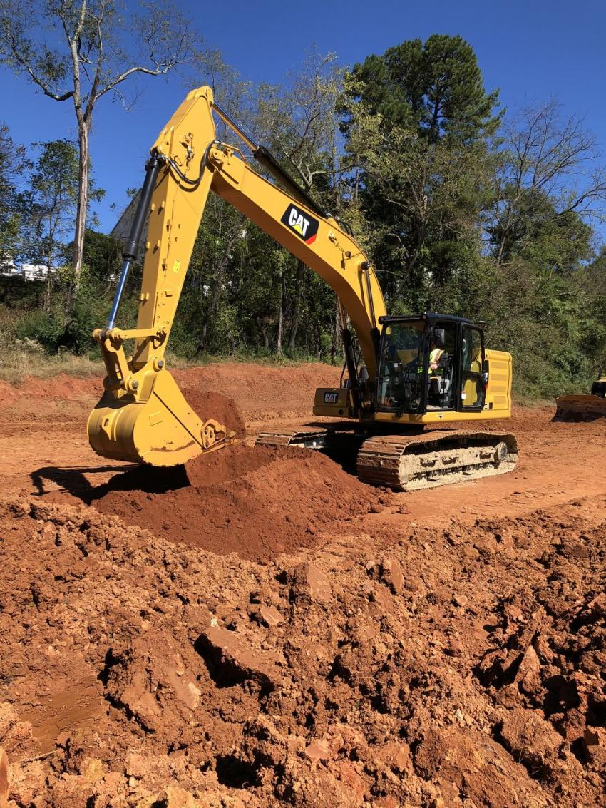 Carolina Cat Shows Off Grade With 3D at Demo Day