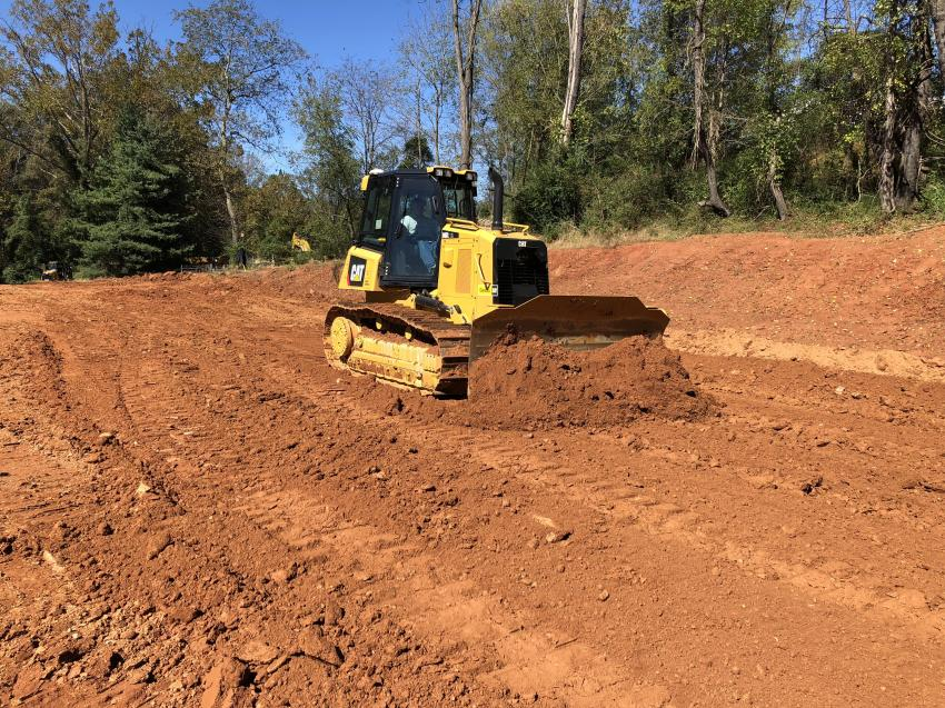 The Cat D6K2 dozer is smarter and more efficient than ever. It comes equipped with standard grade technologies like Slope Assist and Grade with 3D to make it easier for even less experienced operators to get more quality work done in less time.