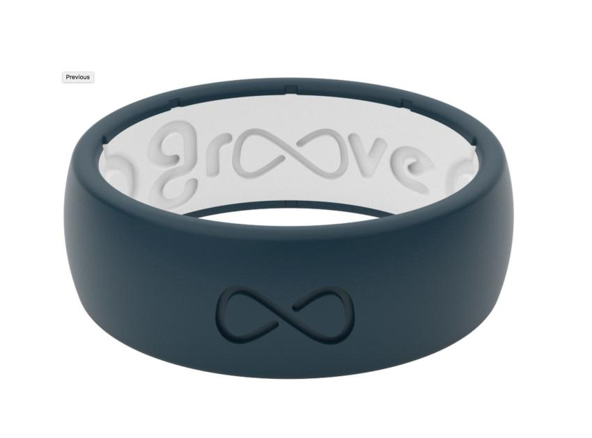 A wedding band is a symbol of everlasting love and fidelity, but on the job site, it can prove dangerous when working around heavy equipment or in tight spaces. Give your loved one a safer alternative to wear day-to-day with a flexible, silicone band from Groove Life. With lines to fit both men's and women's fingers, and countless designs to choose from, you're sure to find the perfect style. Starting at $29.99. https://groovelife.com/