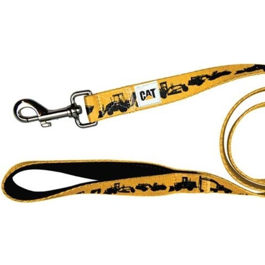 For your four-legged buddy — or perhaps a companion gift for a Christmas puppy — this Caterpillar dog leash features silhouettes of the brand's most popular pieces of equipment, and is sure to get noticed as you go on walks. $19.99. https://bit.ly/2Dyslcl