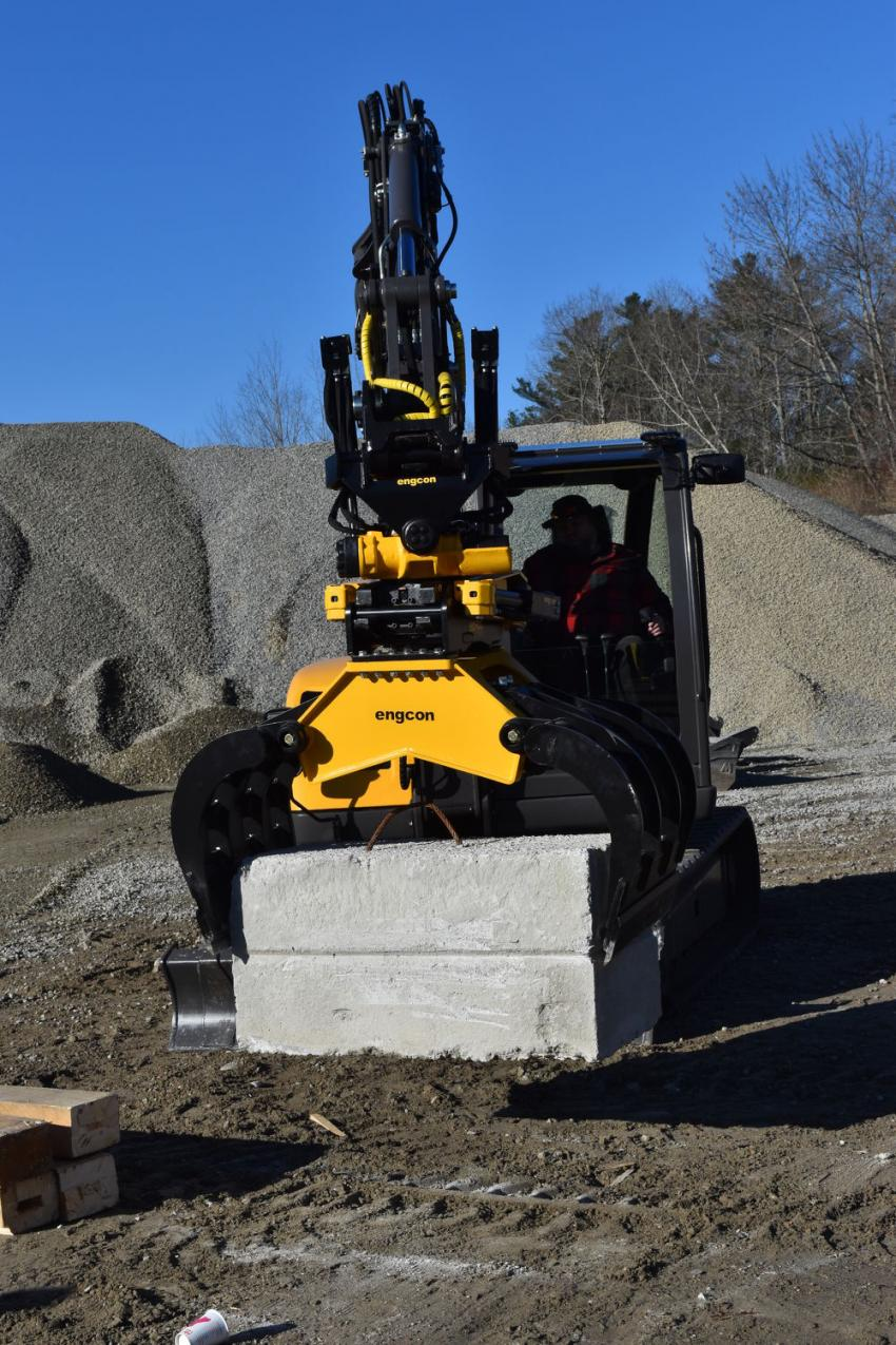 Looking for flexibility that in the past could only be imagined without sacrificing power?  Check out Engcon.