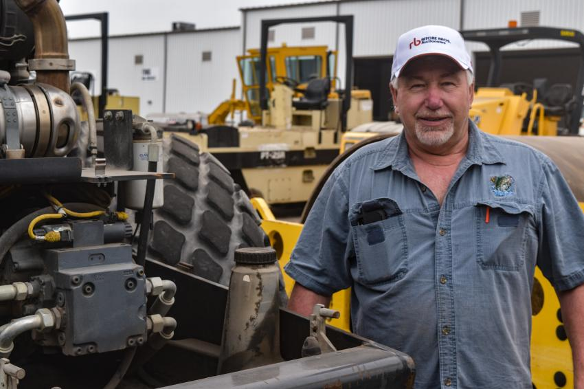 Robert Coffin, owner of Coffin Gravel & Excavating, Lacona, N.Y., was looking to add a few new items to his growing fleet.