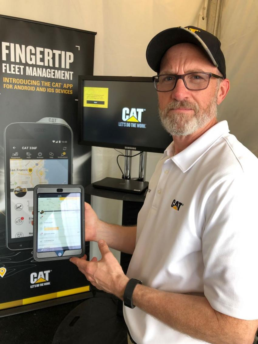 This year, Ritchie Bros. is working with Caterpillar to offer Cat Connect technology to Cat equipment consignors. This technology should help consignors bring premium prices for their equipment and improve efficiencies of the Cat fleet for the equipment purchaser.