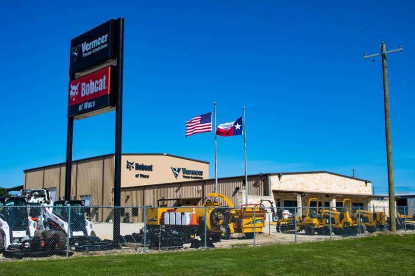 Located on just more than 5.5 acres on Interstate 35 Highway north of Waco, the new 12,000-sq.-ft. facility recently underwent an extensive remodel.