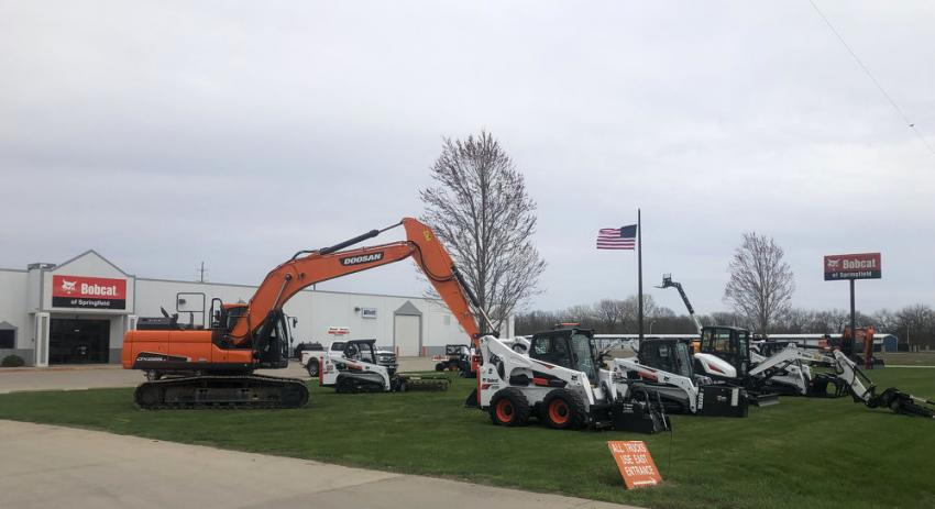 Founded in 1999, Bobcat of Springfield was acquired by the Bobcat of St. Louis Dealer Network in January.