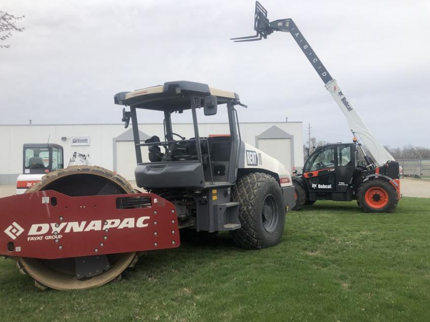 The open house showcased the new brands Bobcat of Springfield is now bringing to market.