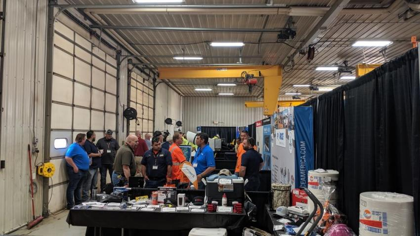 Bonnell Industries hosted its biennial equipment expo on June 5 and 6 at its headquarters in Dixon, Ill.