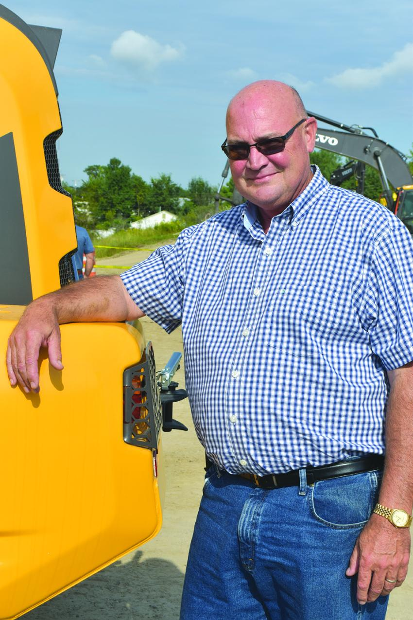 Gary Thebarge has been with Chadwick-BaRoss since July of 1977 working in the shop and is today the vice president of operations.