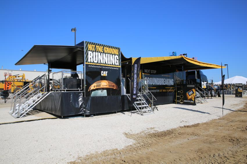 "On Aug. 28, Fabick Cat hosted Caterpillar's ""2019 Mini-Excavator in the Trenches Tour"" at its Fenton, Mo., location.