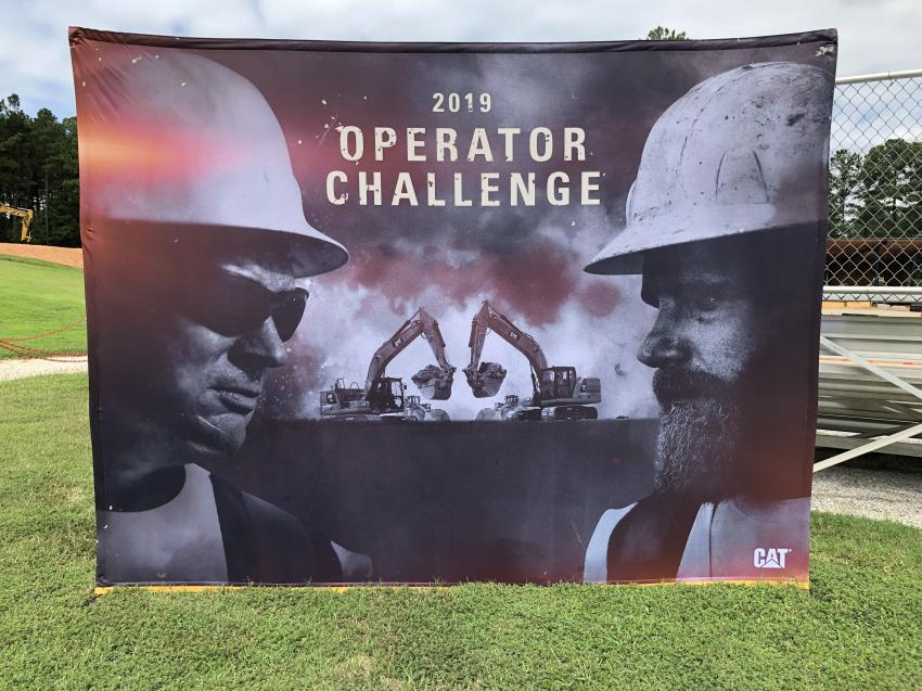 The winner of the 2019 Caterpillar Operator Challenge heads to the regional finals.