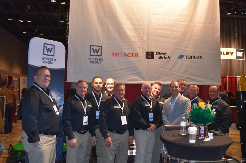 JESCO was out in full force with a big team during the UTCA trade show.