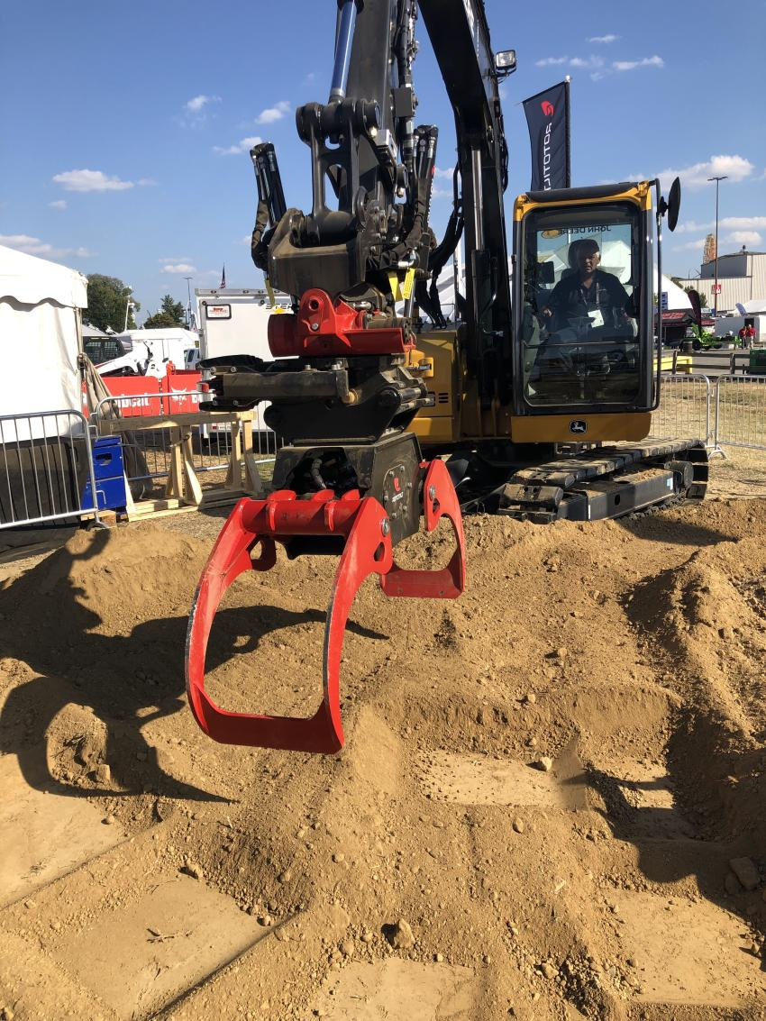Tiltrotators can be a particularly versatile, cost-saving tool for utility contractors. Rototilt was the very first company to bring this technology to the United States' market and the company is well-versed in the needs of contractors.