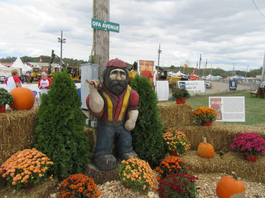 The annual Paul Bunyan Show celebrates its 62nd year.