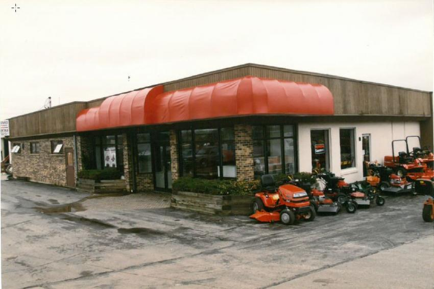 Burris Equipment in the 1990s.