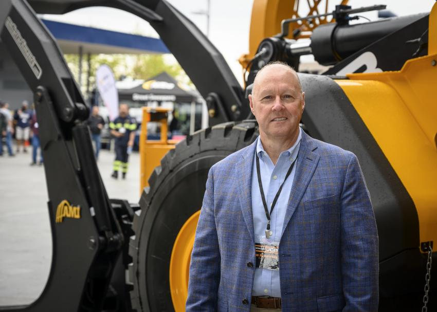 """""""We really envisioned putting this unique event together for our New England customers in partnership with all of our suppliers so we wanted to create something that is really innovative, which is why we called it Innovate 19,"""" said Alan Hammersley, CEO and president of Nitco."""