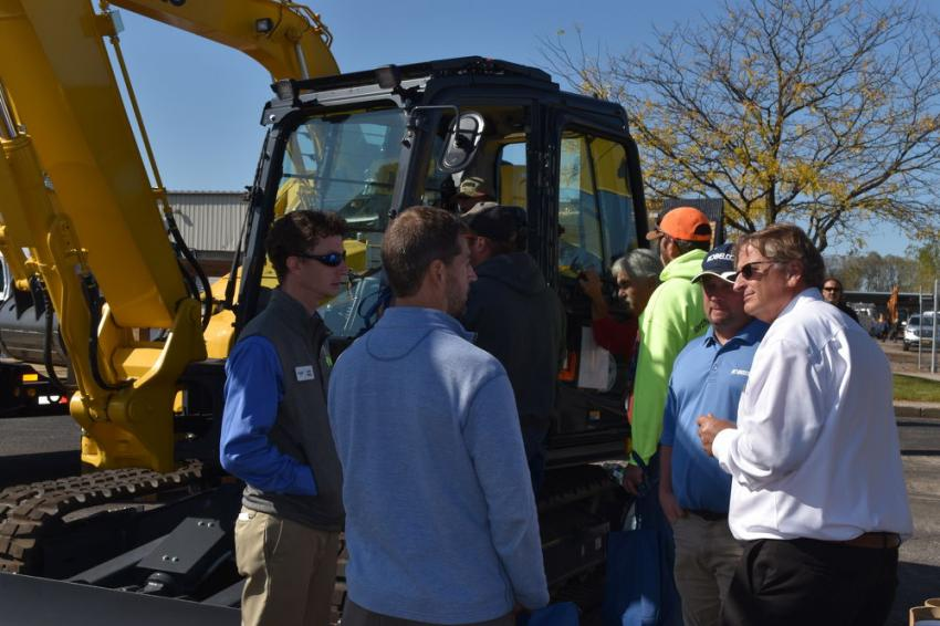 For decades, Tracey Road Equipment has been among the nation's leading Kobelco excavator dealers in terms of market share. Factory representatives field a host of questions and help arrange financing.