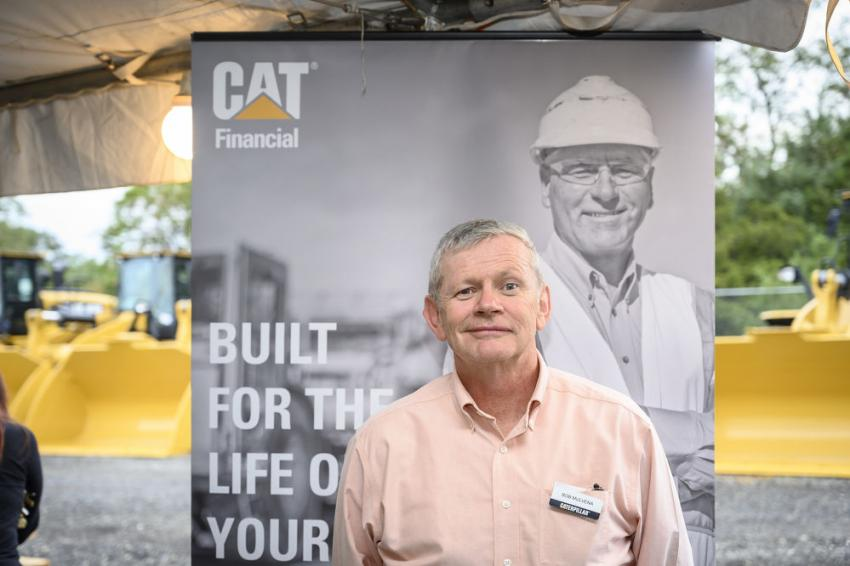 """The open house is a great event, especially from the Caterpillar financial standpoint,"" said Bob Mulvena, territory manager of Cat Financial. ""It gives us a chance to meet many of the H.O. Penn customers face to face."""