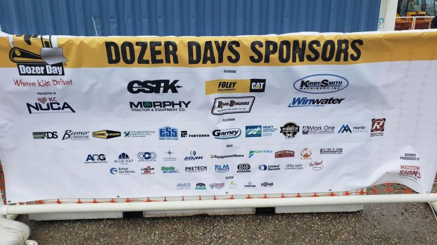 Local businesses sponsored 