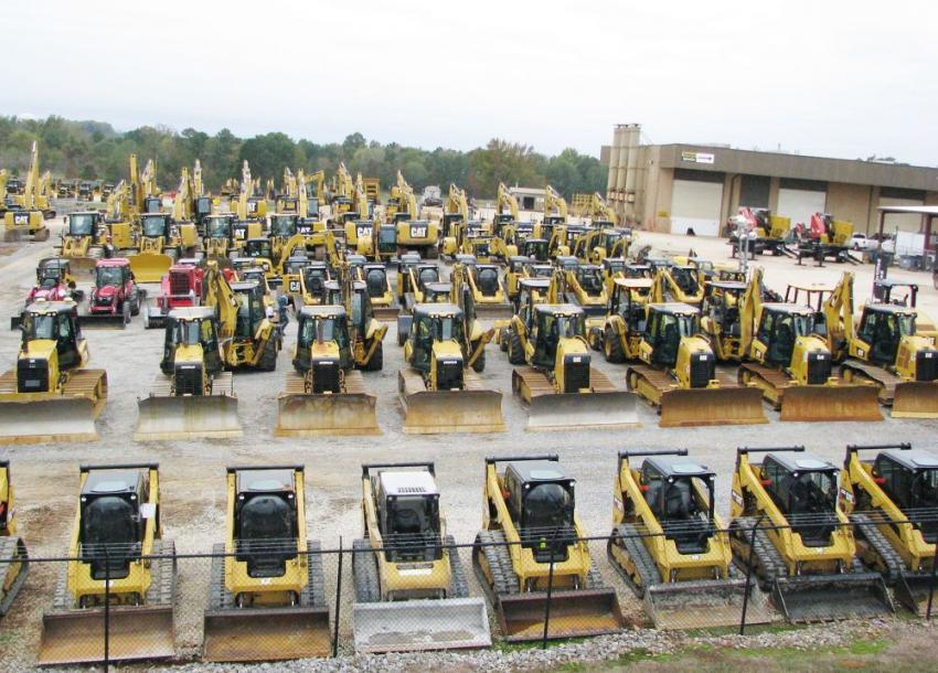 Here is just a portion of the used machines discounted during the sale event.