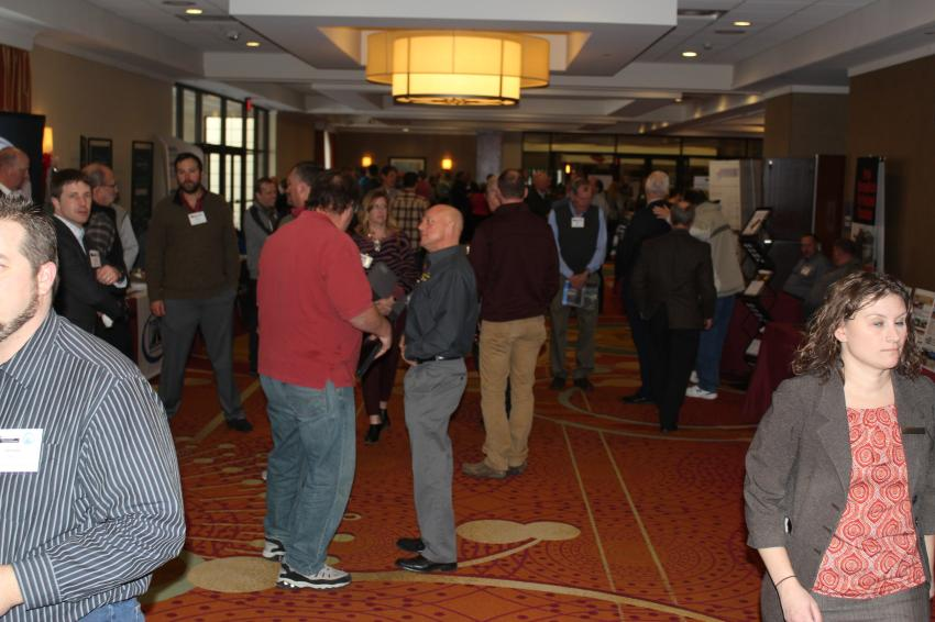 For the first time ever, the conference was a combined event of the Minnesota Asphalt Pavement Association (MAPA) and the Minnesota Association of Asphalt Paving Technologists (MAAPT) conferences.