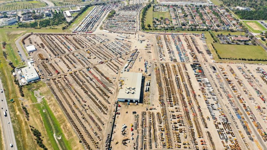 Ritchie Bros. held its premiere global auction in Orlando, Fla., selling more than 13,500 equipment items and trucks for more than $237 million.