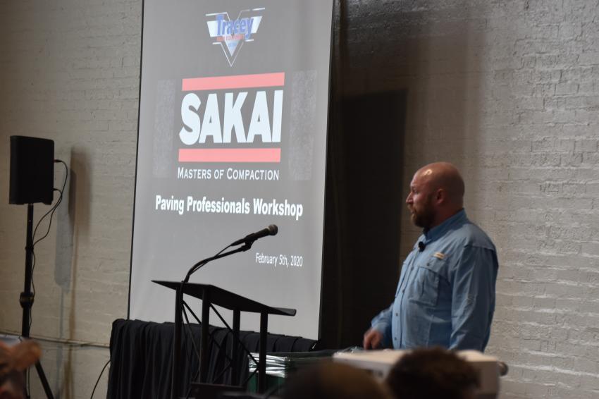Brad Belvin of Sakai explains compaction best practices.