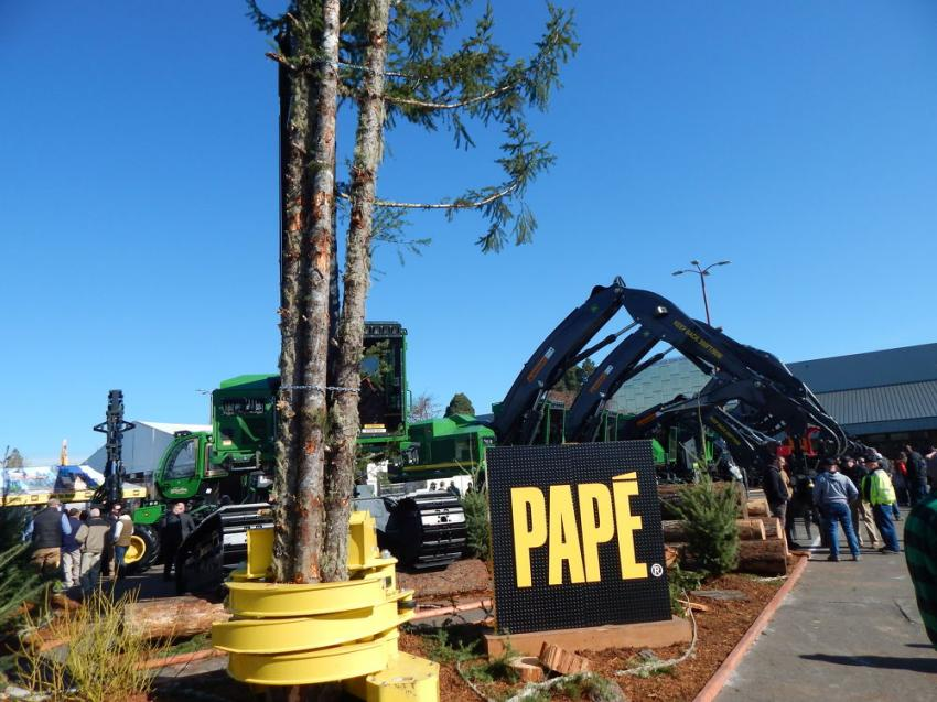 As a premiere John Deere dealer with locations across the West, Papé keeps you moving with high-quality equipment, parts, technology and superior service.