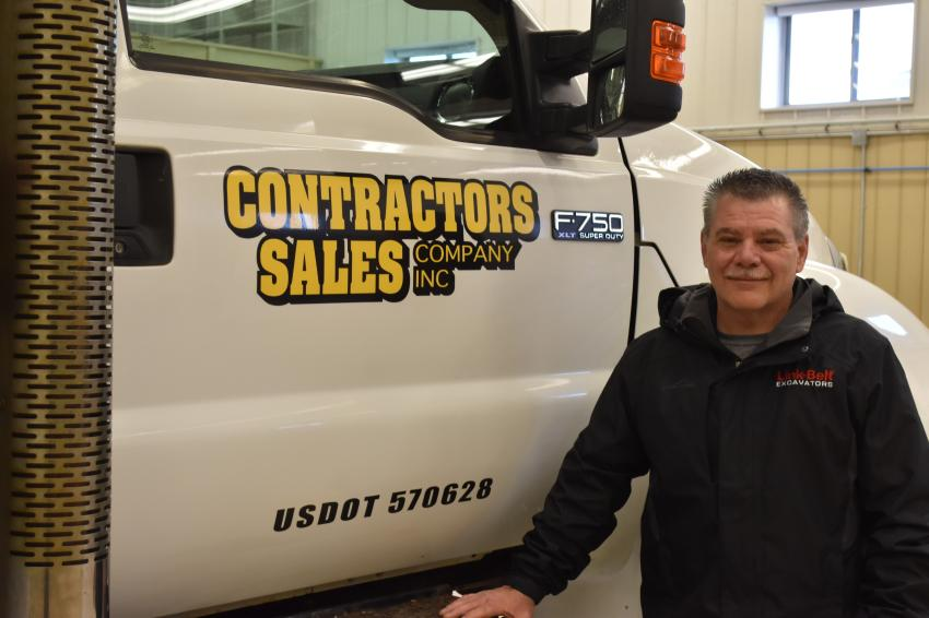 Mike Buckridge, parts and service manager, brings to the table almost 30 years of experience in dealing with local contractors and the challenges they face each and every day.