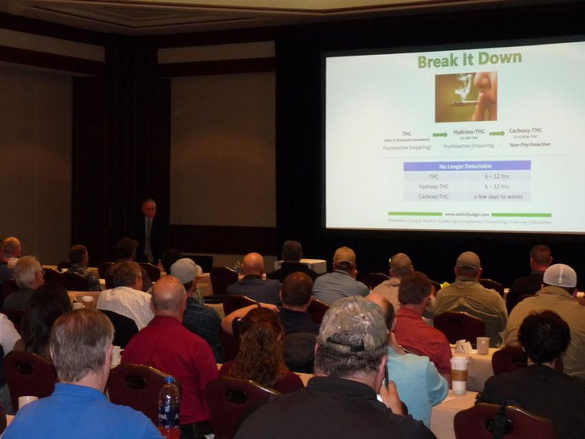 The IAAP Convention features various seminars on industry topics.