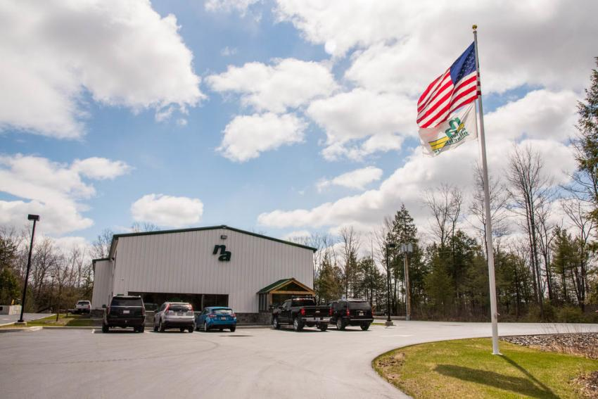 National Attachments' new world headquarters is located at Old Canal Way, Gorham, Maine.