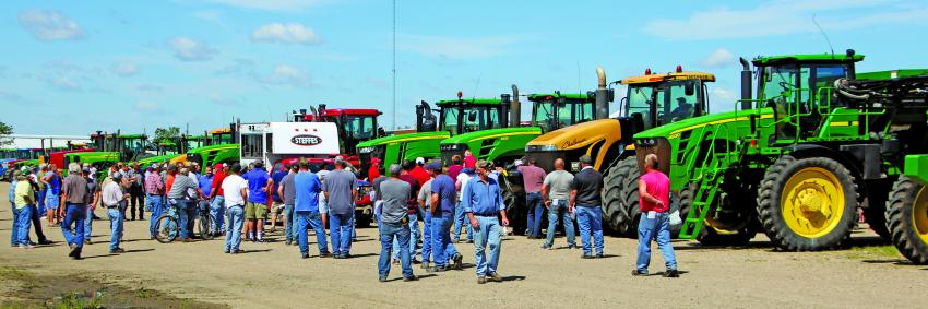 Steffes Group is now accepting consignments for its regionally-famous AgIron West Fargo Event, with live on-site bidding July 29.