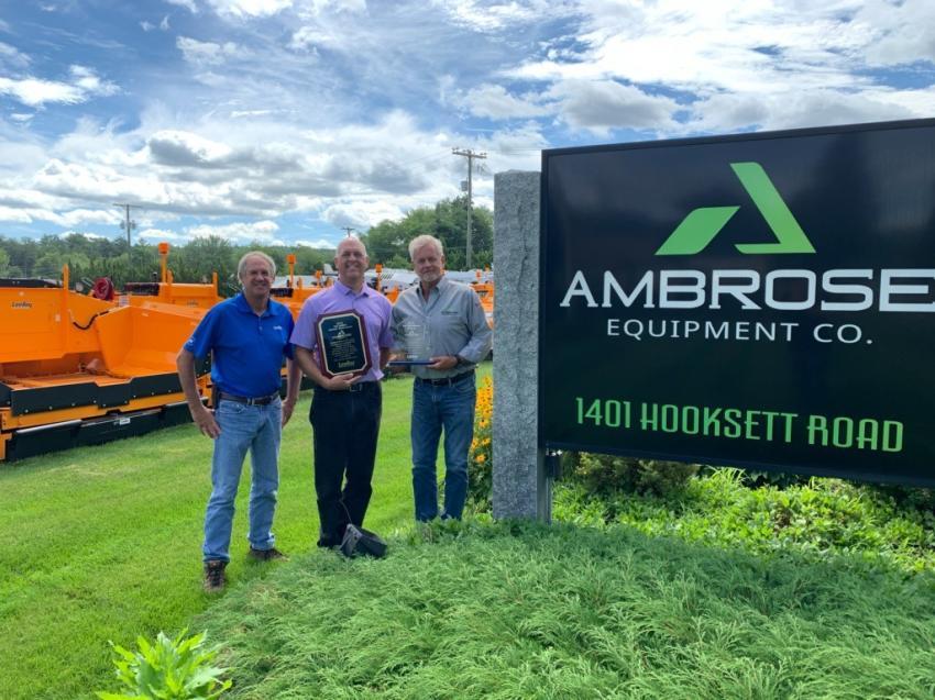 Top Performing Dealer: Ambrose Equipment